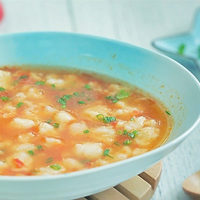 番茄龙利鱼汤