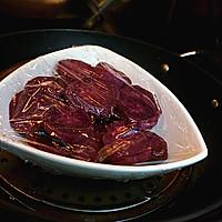 紫薯汤圆酒酿羹的做法图解2