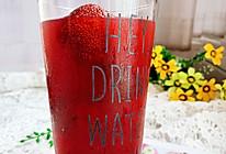 自制杨梅汁#花10分钟,做一道菜!#的做法
