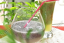 奇异果汁和火龙果汁的做法