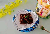#糖小朵甜蜜控糖秘籍#红薯布朗尼蛋糕的做法