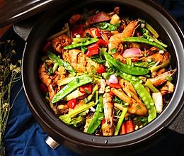 酱汁焖锅的做法