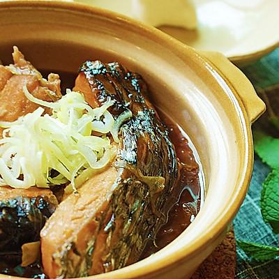 日式煮鱼(就是那么简单粗暴)