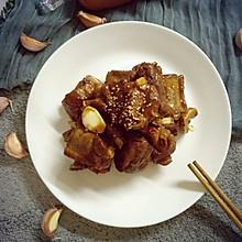 蒜香红烧排骨(无大料版)