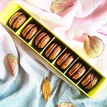 巧克力马卡龙#约会MOF#