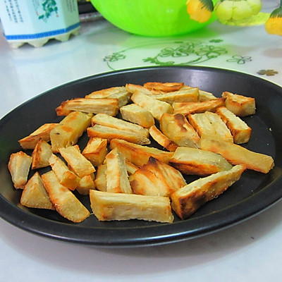 九阳烘焙剧场----烤地瓜干