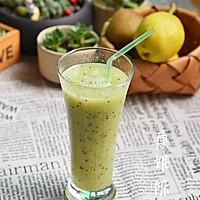 奇异果梨汁#豆果魔兽季邪能饮料#的做法图解7