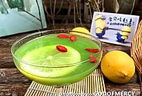 夏季美腿物语:自制瘦腿的柠檬苦瓜汁的做法