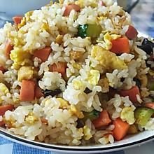 爱心炒米饭~赋予米饭不一样的味道