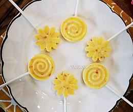 芒果味自制奶酪棒的做法