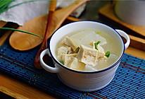 #精品菜谱挑战赛#千层豆腐冬瓜汤的做法