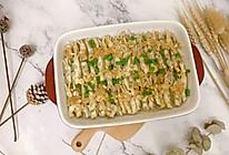 #快手又营养,我家的冬日必备菜品# 蒜蓉粉丝蒸蛏子的做法