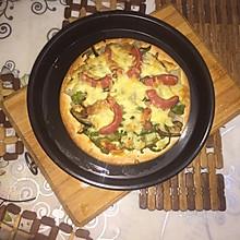 田园披萨附水果披萨