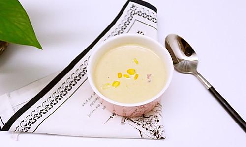 破壁机之奶油菌菇浓汤的做法