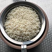 #麦子厨房#美食锅制作椰汁芒果糯米饭的做法图解2