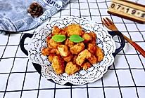 炸鸡米花的做法