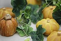 万圣节:南瓜造型的南瓜蜜红豆面包的做法