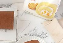 #爱好组-低筋#巧克力奥利奥蛋糕卷的做法