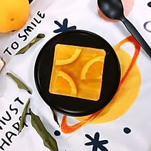 橙子乌龙茶冻