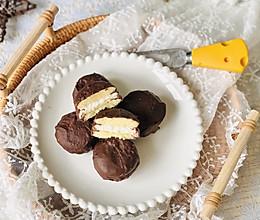 复刻好丽友的巧克力派的做法