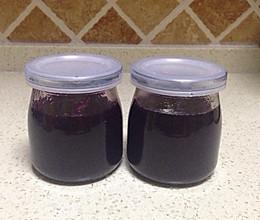 葡萄成熟的季节,来一罐自制葡萄酱可好?的做法