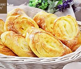 香味浓郁,口感松软的罗宋甜面包的做法