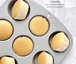 #童年不同样,美食有花样#纸杯蛋糕的做法