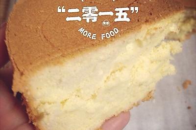 戚风蛋糕(新手尝试版)-这位同同同学的戚风