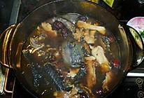 乌鸡四物汤的做法