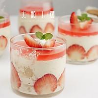 草莓慕斯杯的做法图解29