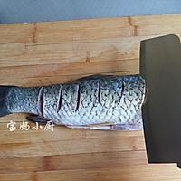 家常炖鱼#豆果魔兽季联盟#的做法图解2