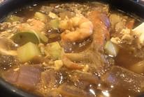 韩式泡菜大酱汤的做法
