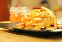 泡萝卜炒白菜#炎夏消暑就吃「它」#的做法