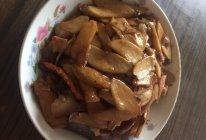 #菁选酱油试用之炒杏鲍菇的做法