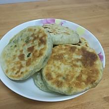 韭菜鸡蛋馅饼(芹菜火腿馅饼)