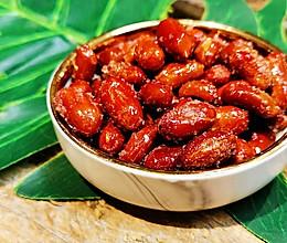 【油炸花生米】❤️蜜桃爱营养师私厨的做法