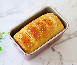 海苔肉松吐司面包的做法