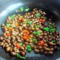炝炒山药豆的做法图解10