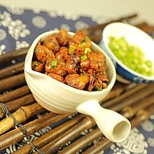 葱香蚕豆#花10分钟,做一道菜!#