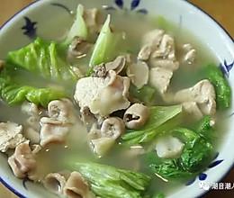 潮音潮人:潮汕猪杂汤的做法