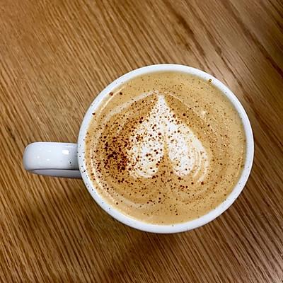 冬季英式下午茶———棉花糖热巧克力