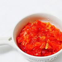 番茄年糕蔬菜汤的做法图解1