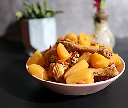 #新春美味菜肴#土豆酱香鸡的做法
