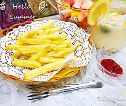 #夏日撩人滋味#空气炸锅版炸薯条的做法