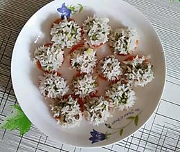 青菜肉馅丸子的做法