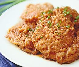 红烧大排,食堂肉菜里的扛把子!的做法