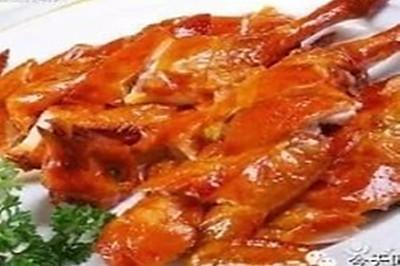广式脆皮烤鸡