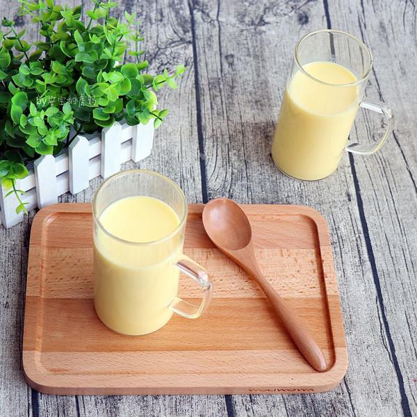 牛奶玉米汁的做法