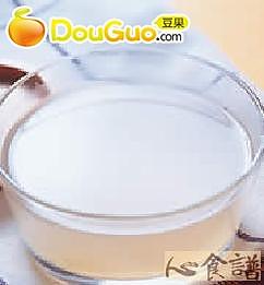 姜味清汤的做法