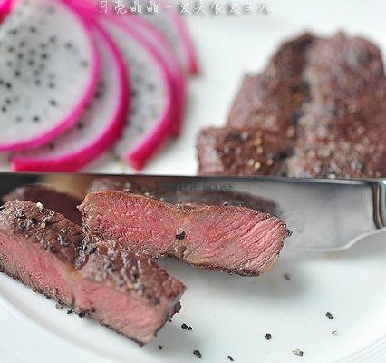 美味嫩煎澳洲牛排的做法